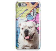 Bentley the bulldog  iPhone Case/Skin