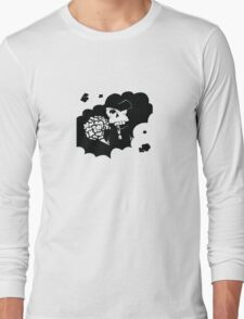 Skully - Expressing Emotions Long Sleeve T-Shirt