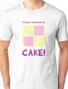 Cake! Unisex T-Shirt