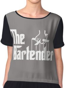the bartender Chiffon Top