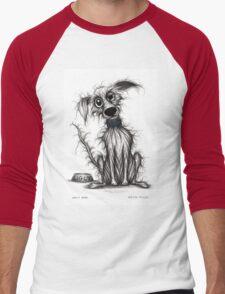 Ugly dog Men's Baseball ¾ T-Shirt