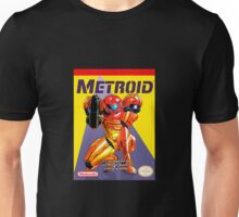 Metroid (Alternate cover) Unisex T-Shirt