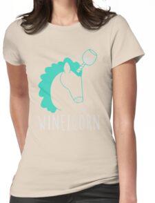 Wineicorn Womens Fitted T-Shirt