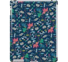 Thai Elephant pattern iPad Case/Skin