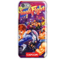 Mighty Final Fight iPhone Case/Skin