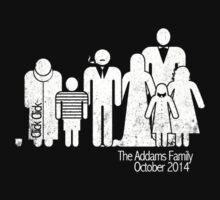 Addams Family Shire 3 T-Shirt