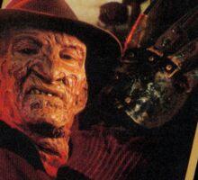 A Nightmare on Elm Street Sticker