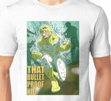 That Bulletproof Kid - Holes Unisex T-Shirt