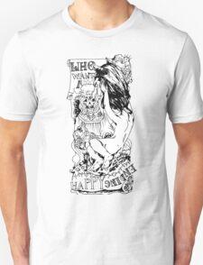 Wolf Hood Unisex T-Shirt