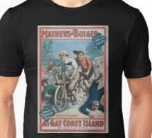 Performing Arts Posters Mathews Bulger in the polite comic play At gay Coney Island by Levin C Tees 0769 Unisex T-Shirt