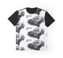 Peugeot 305 Graphic T-Shirt