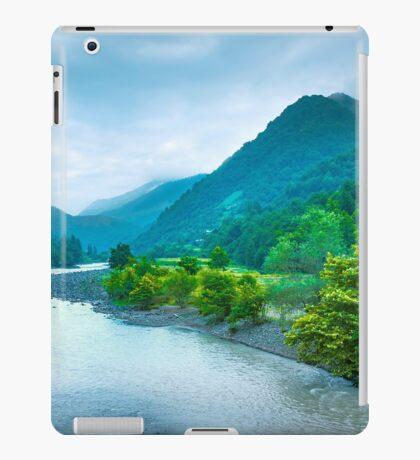 Valley River iPad Case/Skin