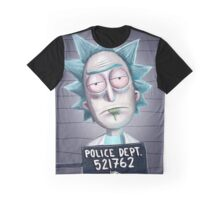 Rick Sanchez Graphic T-Shirt