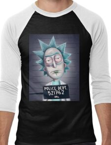Rick Sanchez Men's Baseball ¾ T-Shirt