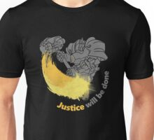 JUSTIVE WILL BE DONE Unisex T-Shirt