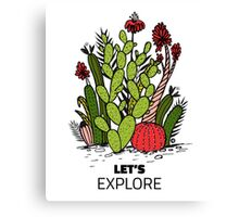 Let's explore Canvas Print