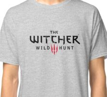 The Witcher Wild Hunt Classic T-Shirt
