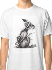 Mr Woof the dog Classic T-Shirt