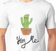Cute Kawaii Cactus HUG ME [Doodle Copic Color] Kaktus Unisex T-Shirt