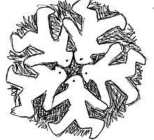 snowflake system by Harriet Wenske