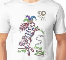 The Hare Fool Unisex T-Shirt