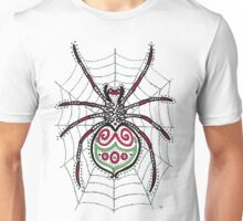 Spider in a Web Unisex T-Shirt