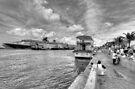 Prince George Wharf in Nassau, The Bahamas by 242Digital