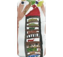 Ben's Lizard House iPhone Case/Skin