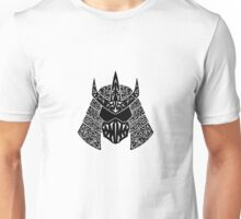 Shred Head (black) Unisex T-Shirt