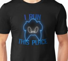 Sonic - I Run This Place Unisex T-Shirt