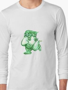 him Long Sleeve T-Shirt