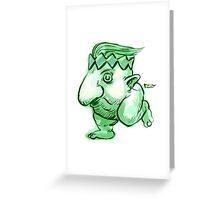 him Greeting Card