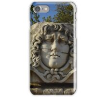 Medusa Gorgon in Apollo Temple, Didyma iPhone Case/Skin