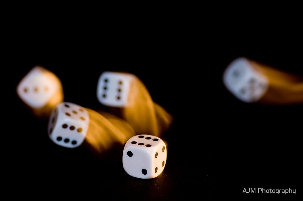 Devil's Dice by AJM Photography