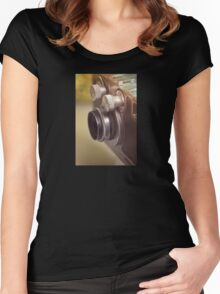 Universal Mercury II Camera - 1 Women's Fitted Scoop T-Shirt