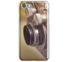 Universal Mercury II Camera - 1 iPhone Case/Skin