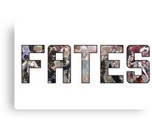 FATES Canvas Print