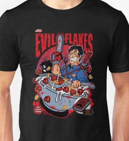 EVIL FLAKES Unisex T-Shirt