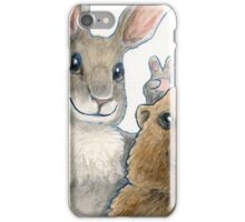 Bunny Ears-  iPhone Case/Skin