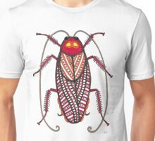 Cockroach Bug Unisex T-Shirt