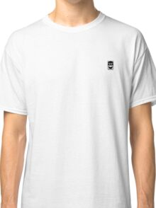 Fsociety Logo reversed (white background) Classic T-Shirt