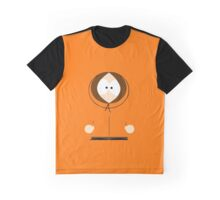Kenny Minimalistic Graphic T-Shirt