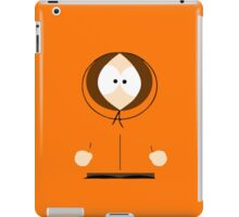 Kenny Minimalistic iPad Case/Skin
