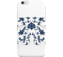 Chinese traditional border design. iPhone Case/Skin