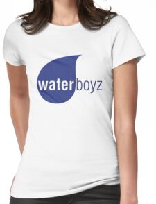 Waterboyz logo chris travis Womens Fitted T-Shirt