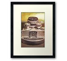 Universal Mercury II Camera - 2 Framed Print