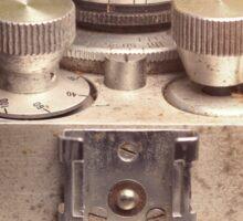 Universal Mercury II Camera - 2 Sticker
