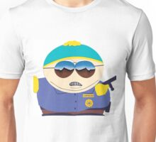 Officer Cartman Unisex T-Shirt