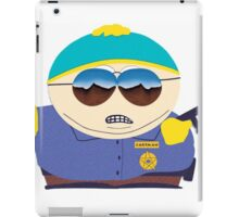 Officer Cartman iPad Case/Skin