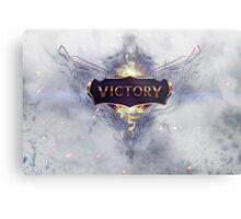 Victory / LoL Metal Print